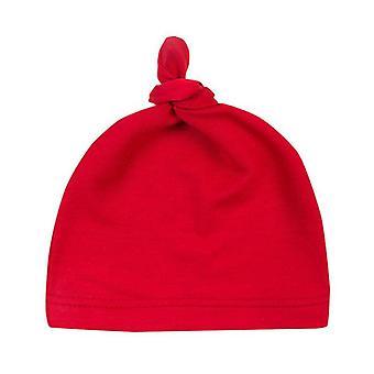 Baby Knot Cotton Hat Spring Autumn Toddler Beanies For Boys Girls Cap Winter Warm Solid Color Children Hat
