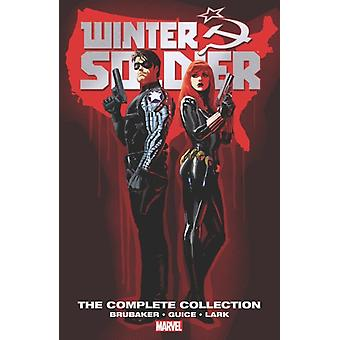 Winter Soldier By Ed Brubaker The Complete Collection by Brubaker & Ed