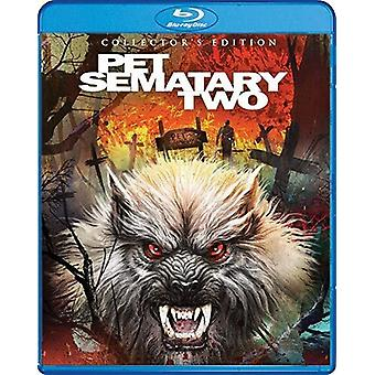 Pet Sematary Two [Blu-ray] USA import
