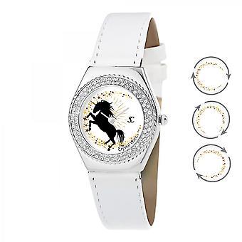 Reloj de mujer So Charm MF316-LICORNE-BLANC