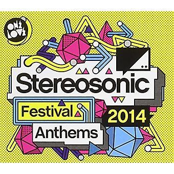 Stereosonic Festival Anthems 2014 - Stereosonic Festival Anthems 2014 [CD] USA import