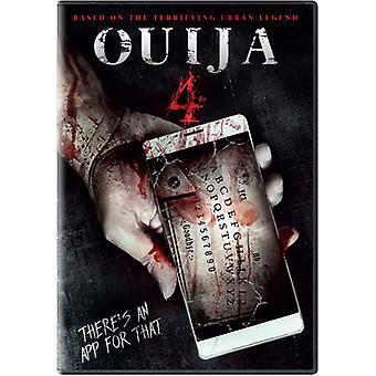 Ouija 4 [DVD] USA import