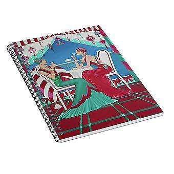 Crucero de Navidad - Cuaderno Espiral