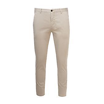 Pt05 C5nt01z00nk050040 Men's Beige Cotton Pants