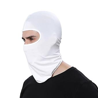 Balaclava, Máscara de Cara Motocicleta Tactical Face Shield & Cagoule Visage Full Face