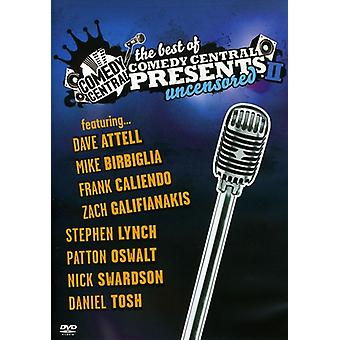 Best of Comedy Central Presents 2 [DVD] USA import