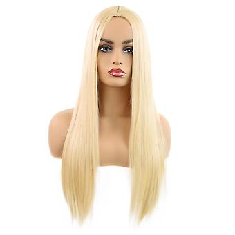 Women''s Wig Role-Playing Wig Female Fashion Face Trimming Mid-Length Straight Hair