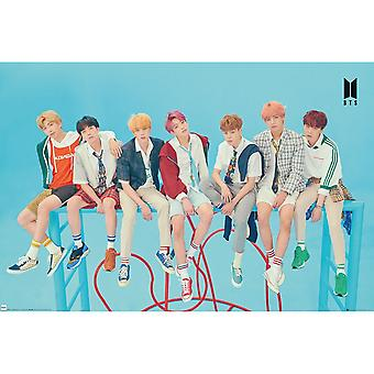 BTS Group Maxi Poster