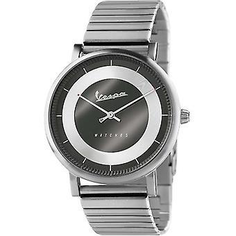 Vespa watch classy va-cl01-ss-13bk-cm