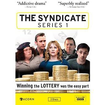 Syndicate - Syndiker: Serie 1 [DVD] USA importerer