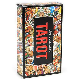 Tarot Cards Light Seer's Oracle Cards English Version For Family Deck Board