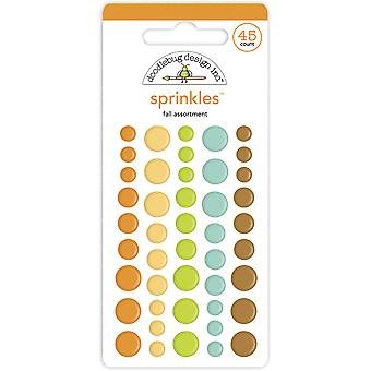 Doodlebug Design Fall Assortment Sprinkles