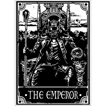 Dödliga Tarot Kejsaren Affisch