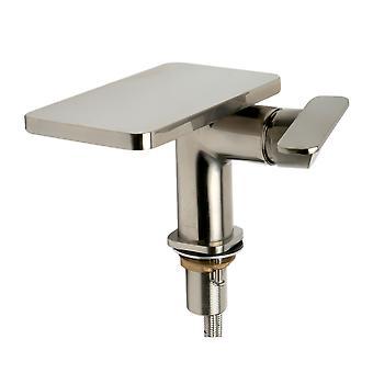 Alfi Brand Ab1882-Bn Brushed Nickel Single-Lever Bathroom Faucet