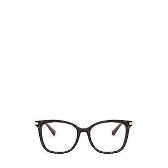 Valentino VA3048 havana female eyeglasses