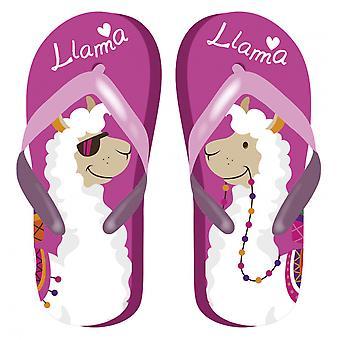 Slippers Llama Girls Eva Bt472968
