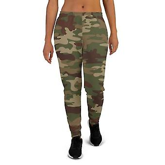 Women's Army Camo Joggers