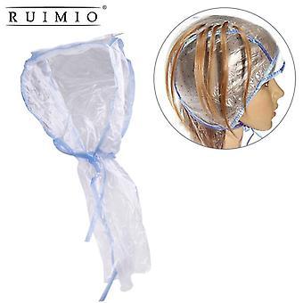 Disposable Salon Hair Coloring Highlighting Cap