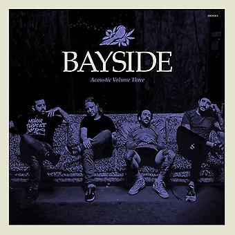 Bayside - Acoustic Vol. 3 (Transparent Purple Vinyl) [Vinyl] USA import