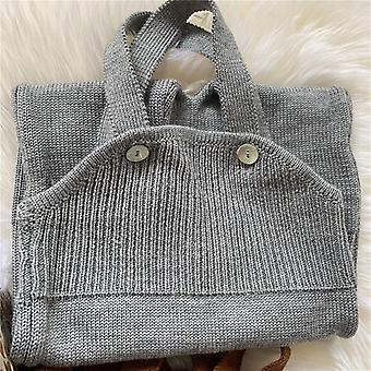 Toddler Wool Overall One Piece