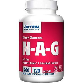 Formules Jarrow NAG (NAcetylDGlucosamine) Vegicaps 120