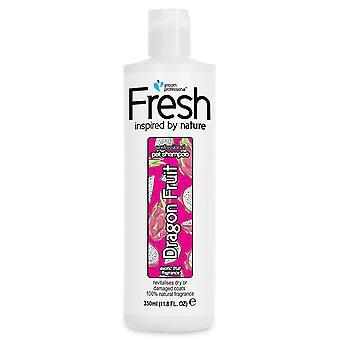 Bräutigam Professionelle frische Drachen Frucht Trockenmantel revitalisierende Shampoo