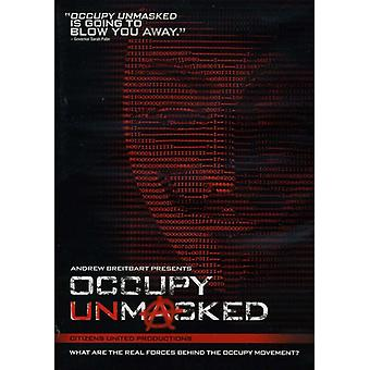 Occupy Unmasked [DVD] USA import