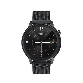 ساعة ذكية للجنسين مع مقاومة للماء، مع النشاط البدني ومراقبة معدل ضربات القلب ل Huawei IOS-Black2