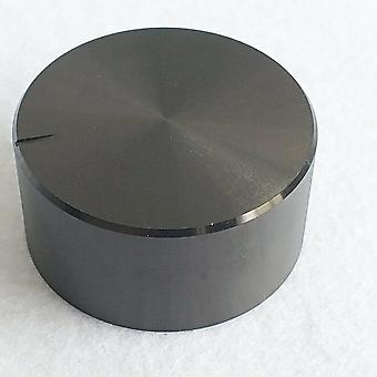 Aluminum Potentiometer Knob For Knurled, Shaft Control Cap