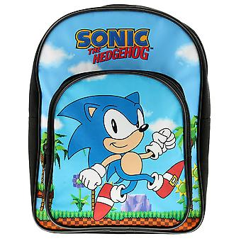 Sonic axel Backpacks black UK Size