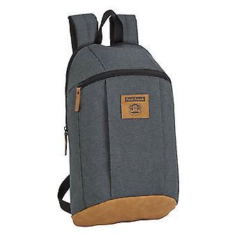 Child bag Paul Frank California Grey