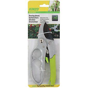 baum-, Reb- und Gartenschere unisex grün 20x8,5x1,5 cm