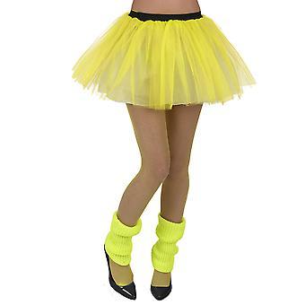 Tutu jaune femme