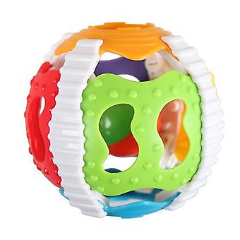 Baby Intelligence Grasping Gums Wave Ball Bite Catch Hole