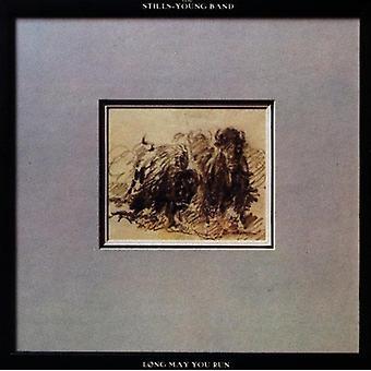 Stills/Young - Long May You Run [CD] USA import