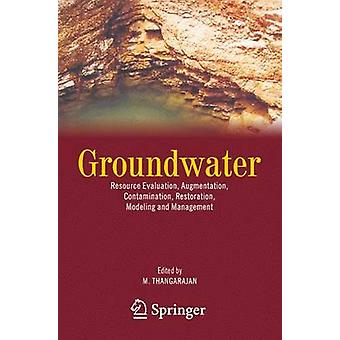 Groundwater by M. Thangarajan