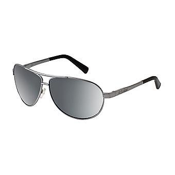 Dirty Dog Doffer Sunglasses - Silver