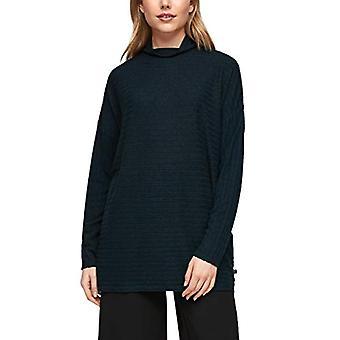 Q/S designed by - s.Oliver 510.12.012.12.130.2051719 T-Shirt, Blue (69W0), XL Women