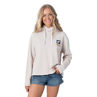 Rip Curl Sunsetters Pullover Hoody i sten