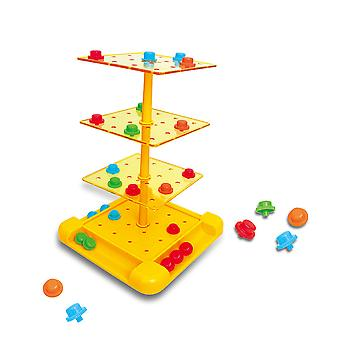 Tic Tac Turn Family Party Game Creative Toy