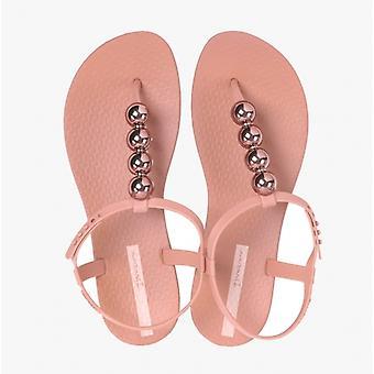 Ipanema Class Sandal Pebble Ladies Sandals Blush Chrome