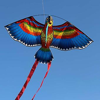 Parrot Kite, Bird Outdoor Kites, Flying For, Kids