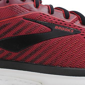 Brooks Ghost 12 Red/White-Black 110316 1D 661 Men's