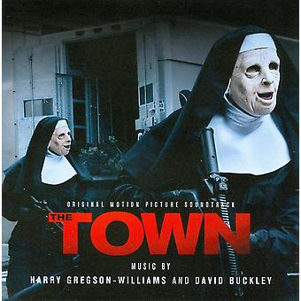 Harry Gregson-Williams And David Buckley - The Town (Original Motion Picture Soundtrack) Vinyl