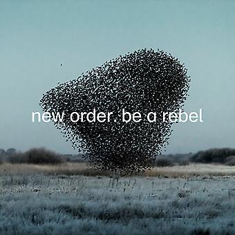 New Order - Be A Rebel [Vinyl] USA import