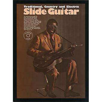 Slide Guitar  Traditional Country and Electric by Arlen Roth