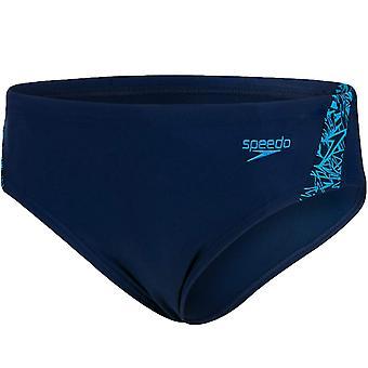 Speedo Pojat Boom Splice Uinti Uima-altaatHousutHousut - Sininen