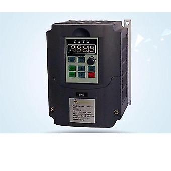 Power omvormers 1 fase ingang en 3phase output frequentieomvormer ac motor drive