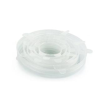 Silicone Food Expandable Lids
