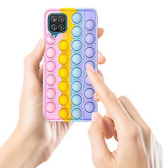 Samsung Galaxy A12/A12 5g - Powłoka/Ochrona/Pop It Fidget